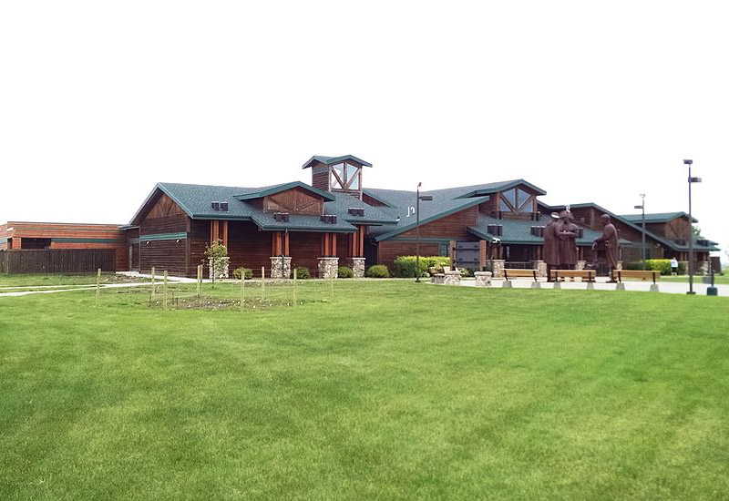 Fort Mandan And Lewis & Clark Interpretative Center
